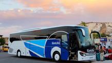 Türkiye'nin ilk otobüs firması Kamil Koç satılıyor