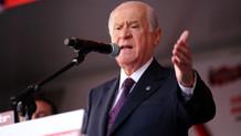 Bahçeli: HDP 105 belediyenin 95'ine kayyum atanmasından ders almamış