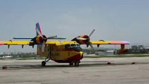 İşte motoru yok denilen THK uçağı!