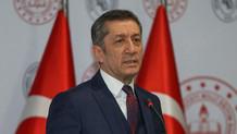 MEB Bakanı Ziya Selçuk okulların açılış ve ara tatil günlerini açıkladı
