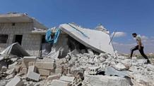 Times: Esad rejimi güvenli koridor açtıktan saatler sonra bombardımana başladı