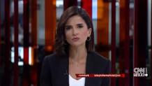 CNN Türk spikeri Semiha Şahin Emine Bulut'un haberini sunarken gözyaşlarına boğuldu