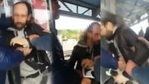 Metrobüste kadın yolcunun üstüne boşalan tacizciye tahliye
