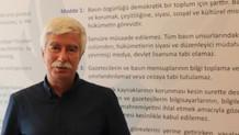 Faruk Bildirici: Erdoğan gibi kimi siyasilerin görüntüleri çekeni suçlaması yanlış...