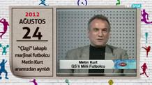 TRT Spor'dan Metin Kurt'a Marjinal ayıbı