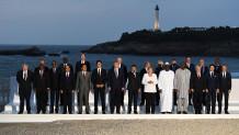 G-7 Zirvesi'nde Osmanlı torunu Johnson'u dışladılar