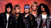 Guns N' Roses geri dönüyor: Yeni albüm hazırlıkları başladı