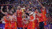 Basketbolda dünyanın en büyüğü İspanya oldu!