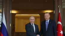 Ankara'da üçlü Suriye görüşmesi: Erdoğan Putin görüşmesi başladı