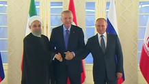 Ankara'da üçlü Suriye zirvesi öncesi ortak açıklama