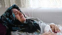21 yerinden bıçakladığı karısını öldüğünü sanıp bırakıp kaçtı