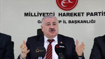 MHP'li Atay: Abdülhamit Gül'ü kimseye yedirmeyiz
