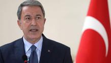 Bakan Akar'dan güvenli bölge açıklaması: Oyalama olursa çalışmalar biter