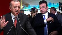 Erdoğan'dan Davutoğlu ve İmamoğlu'na şok sözler