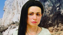 İşte 7500 yıl önceki Anadolu kadını!