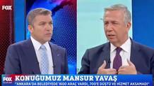 Mansur Yavaş'tan makam aracı kararı: İsimleri internette yayımlayacağız