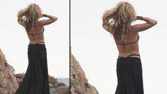 Shakira yine formda!