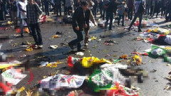 Barış mitingi kana bulandı! 30 ölü, 126 yaralı