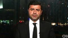 Demirtaş CNN'de: Saldırıdan hükümet sorumlu
