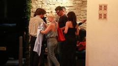 Sandra Bullock aşk sarhoşu