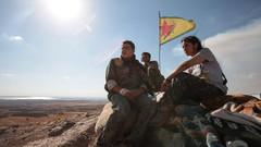 Suriye'de ABD destekli YPG-Arap ittifakı