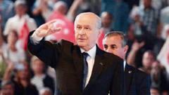 Bahçeli: HDP hariç herkesle koalisyon kurmaya hazırız