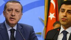 Erdoğan, Demirtaş'ın sözlerine inanamadı