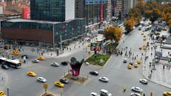 Ankara'da patlama: 3'ü ağır 5 yaralı!