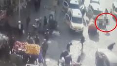 Tahir Elçi'nin katilleri mobese kamerasında