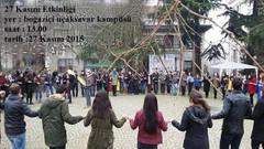 Boğaziçi Üniversitesi'nde PKK kuruluş yıldönümü kutlaması!