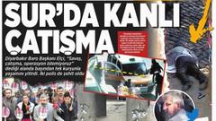 Tahir Elçi'nin öldürülmesini gazeteler nasıl gördü?