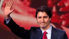 Kanada Başbakanı bu kez çorapları ile olay oldu