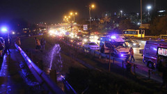 Bayrampaşa'da patlamanın nedeni bomba... CANLI