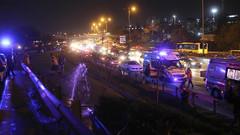 Bayrampaşa'da patlama: 5 yaralı!