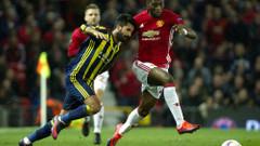 Fenerbahçe Manchester United karşısında fena dağıldı