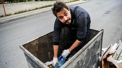 Beşiktaş'taki çöplerden cinsel güç hapları çıkıyor, Bağcılar'dan prezervatif çıkmıyor!