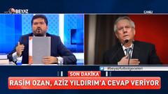 Rasim Ozan canlı yayında MİT dosyasını gösterdi: Aziz Yıldırım 2017'de tutuklanacak