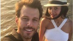 Özden Cerrahoğlu instagrama koymadı, sevgilisi paylaştı