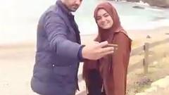 Hanife ve Bayhan'ın mahrem görüntüleri yayınlandı!