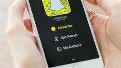 Snapchat  yeni evli çiftin yuvasını yıktı