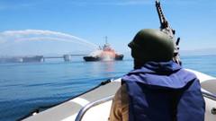 Sahil Güvenlik ve Jandarma'da çok sayıda personel görevden uzaklaştırıldı