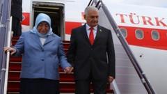 Başbakan'ın uçağında Doğan Grubundan sürpriz isim