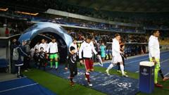 Dinamo Kiev 6-0 Beşiktaş Olaylı maçtan fotoğraflar