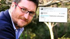 Koray Çalışkan attığı tweetle alay konusu oldu