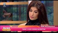 Şarkıcı Hatice'nin gözyaşları: Bütün kocalarım öldü...