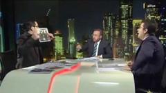 Erdoğan'a hakaret edince programdan kovuldu