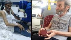 Nezih Tuncay hastaneye kaldırıldı