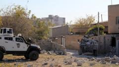 Nusaybin'de silah sesleri yükseldi