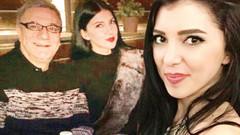 Mehmet Ali Erbil'in 40 yaş küçük sevgilisi