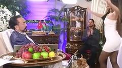 Adnan Oktar'ın kediciğinden seksi dans